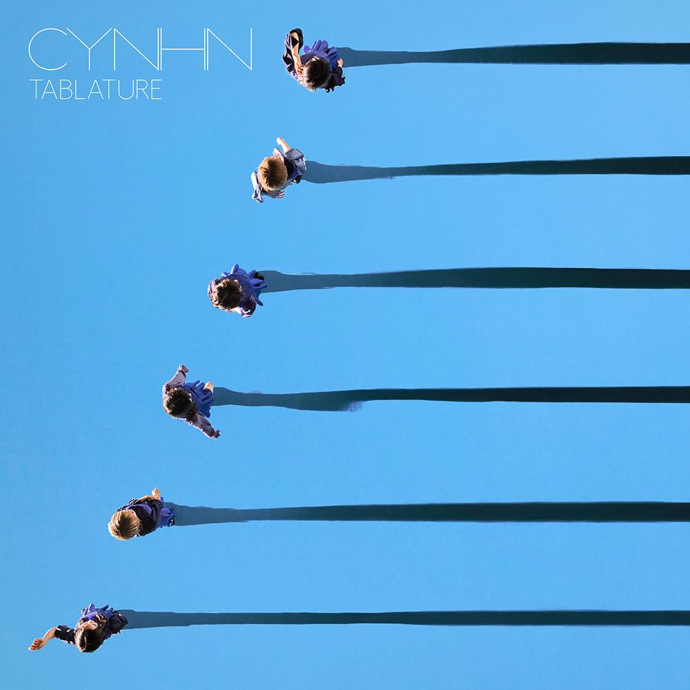 CYNHN「タブラチュア」CD Jacket