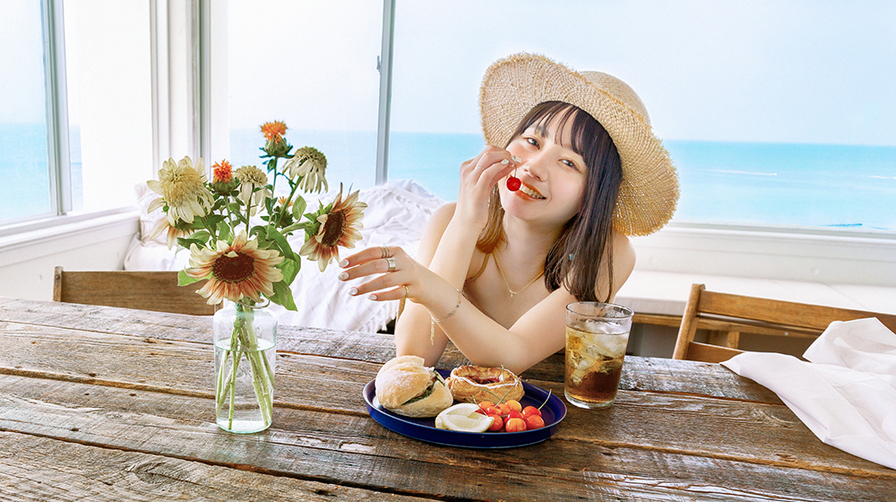HOME HARAJUKU 2019 Summer Visual