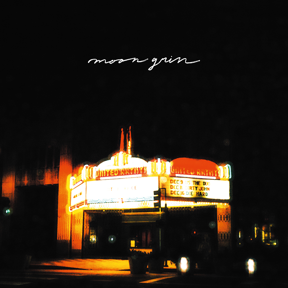 moon grin CD Jacket