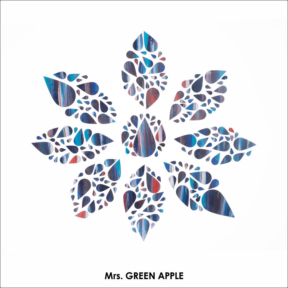 Mrs. GREEN APPLE「僕のこと」CD Jacket