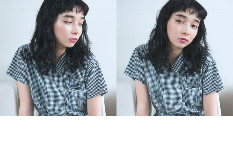 She magazine 連載「私とわたしとワタシ「私と夏」vol. 02_01」
