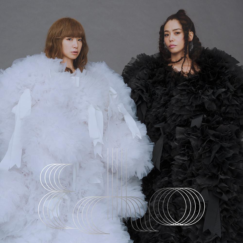 CHARA+YUKI「echo」Jacket