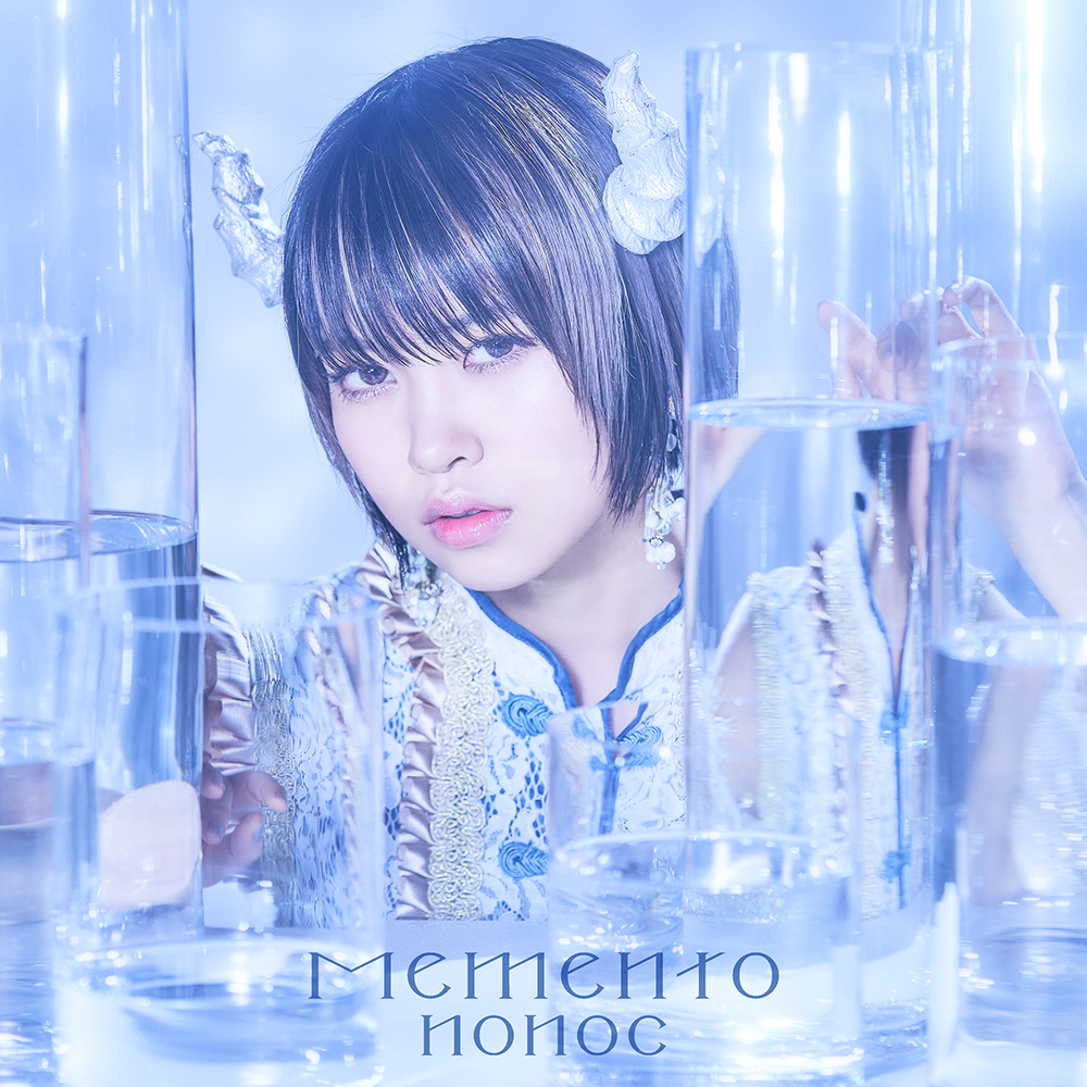 nonoc「Memento」CD Jacket