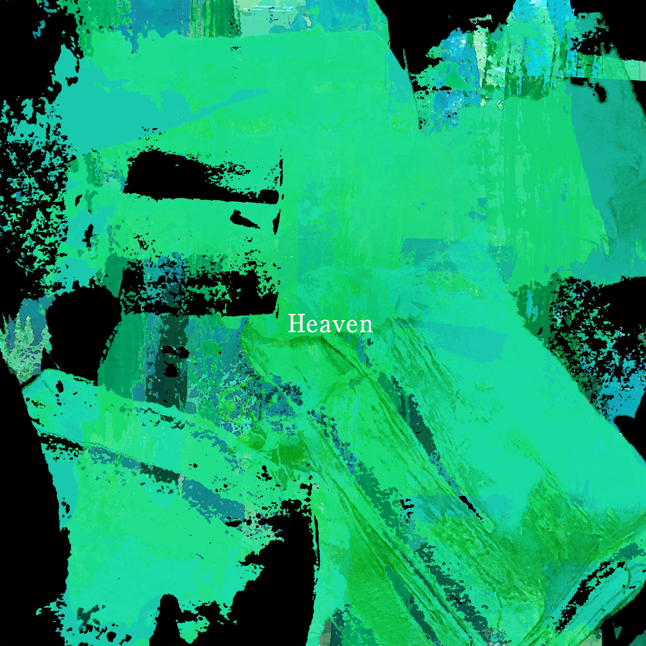 崎山蒼志「Heaven」Jacket